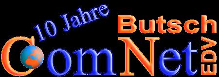 Logo Butsch ComNet´EDV - Ralf Butsch